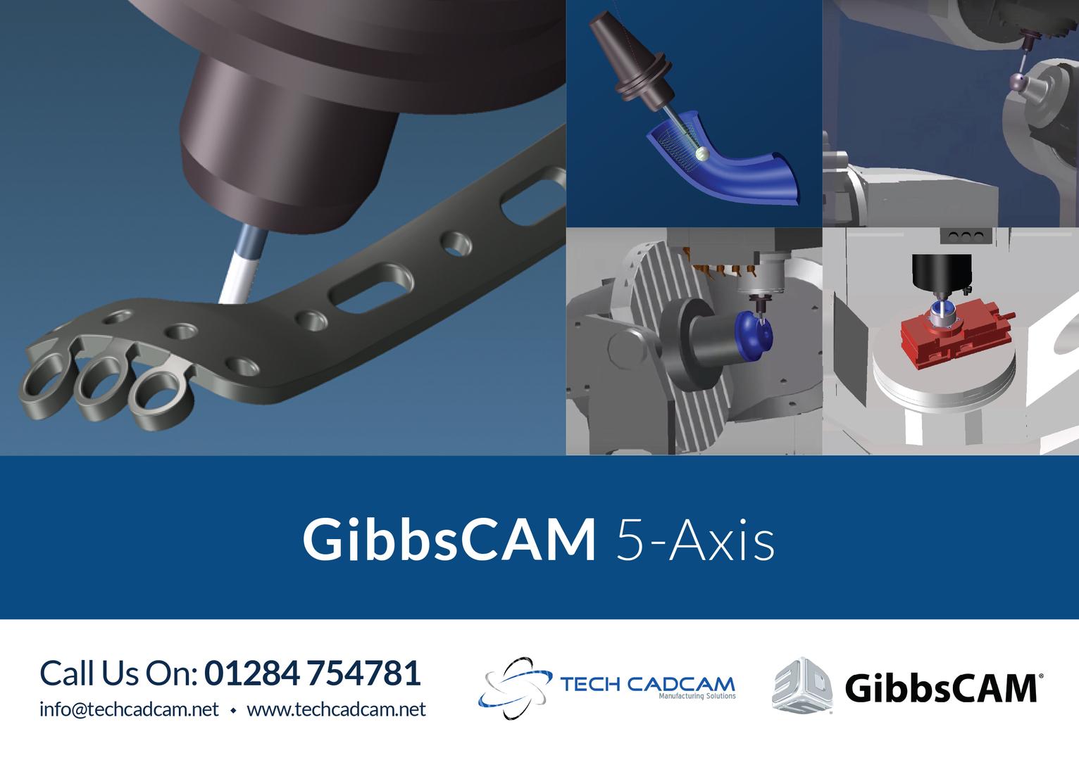 Tech CADCAM - Official UK GibbsCAM Software Reseller