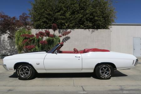 1970 Chevrolet Chevelle SS 454 LS5 Convertible for sale at Motor Car Company in California
