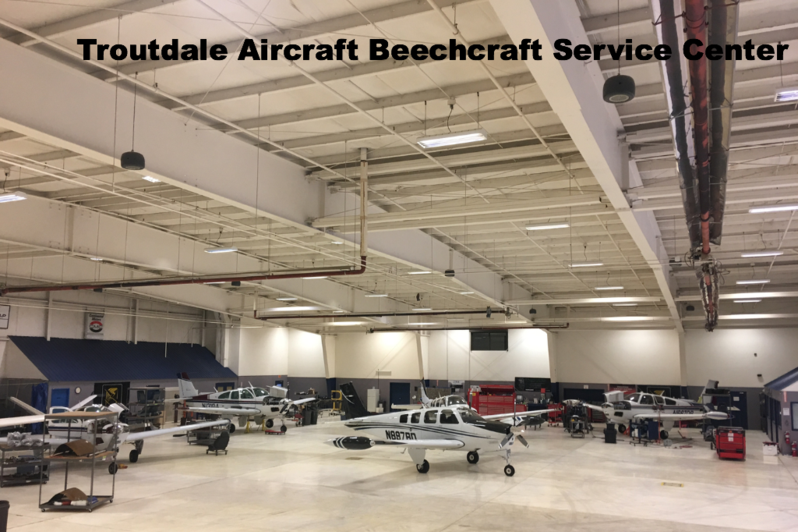 Beechcraft Service Center, Beechcraft Factory Trained Mechanics, Beechcraft Parts and support