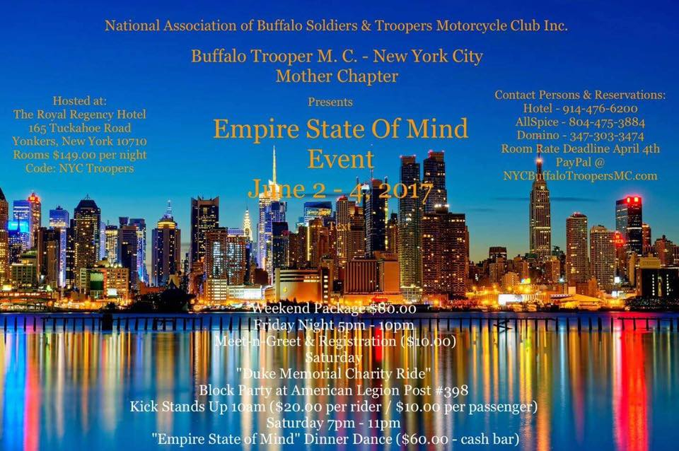 BUFFALO TROOPERS OF NYC MOTHER CHAPTER