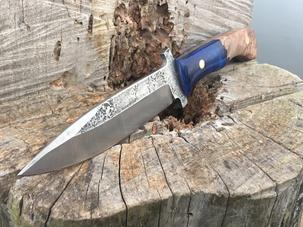 How to make a knife. FREE step by step instructions from www.DIYeasycrafts.com