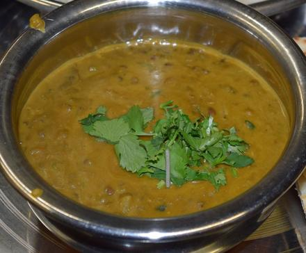 Vancouver Indian Food, Dahl Makhani, Indian Village Eatery