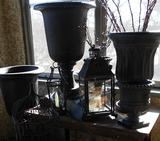 Beautiful Italian Style Urns for Ceremony Decor in Minnesota