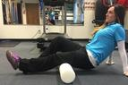 Foam Roller Exercise Rehab, St. Cloud, MN