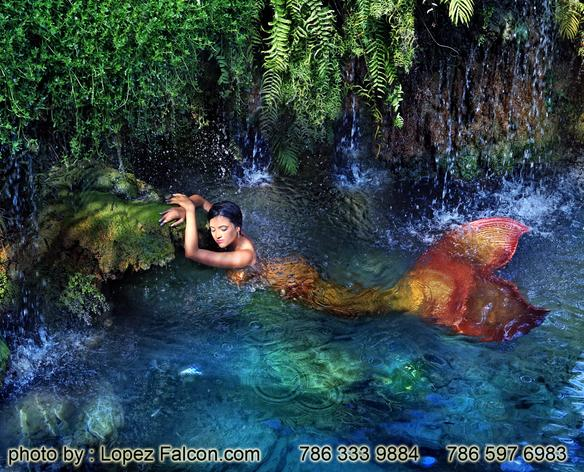 Mermaid Quinces Photography Miami Quinceanera sirena