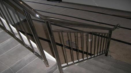 Stainless Steel Vertical Balustrade Perth WA