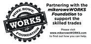 Mister Sparky partner with Mike Rowe Works Foundation