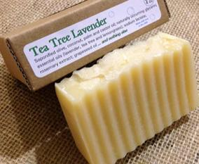 Tea Tree Lavender Soap