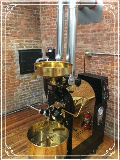 PHOENIX ORO ROASTERS- High Quality Double-Wall Roasters