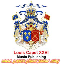 Louis Capet XXVI Psy Trance Music Publishing - www.LaserLightShow.ORG