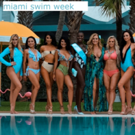 Miami Events; Miami Beach; Miami Swim Week; Miami Fashion Show; Swim Suit Models; Miami Entertainment