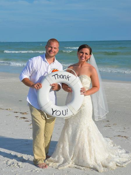 Siesta Key Weddings thanks you for contacting us about your destination wedding in Siesta Key