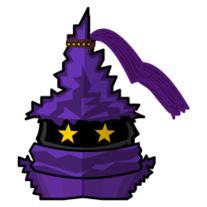 Dark Wizard Sticker