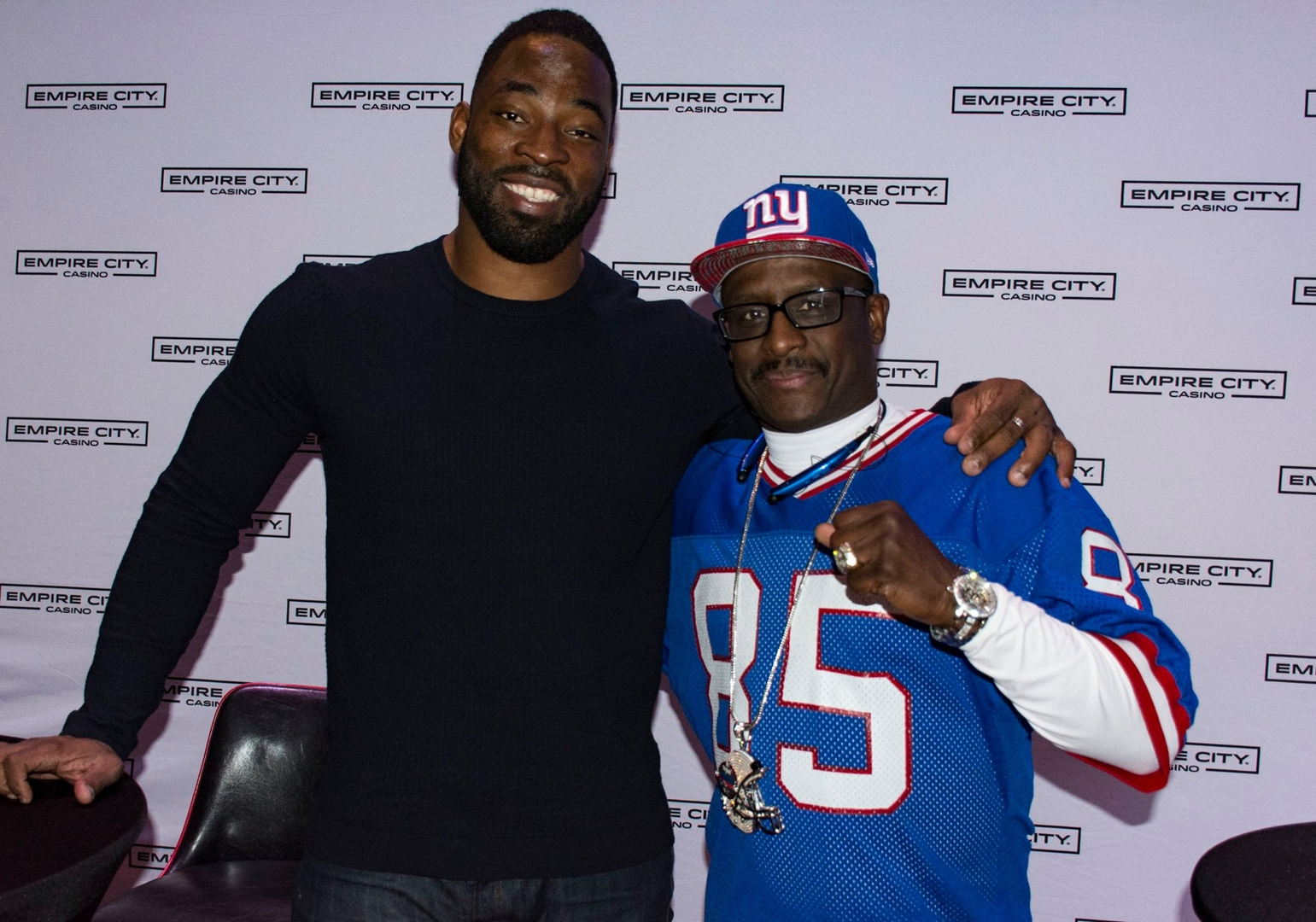 34ece0a2fca EMPIRE CITY CASINO HOSTS BIG GAME VIEWING PARTY WITH GIANTS SUPER BOWL  CHAMPIONS JUSTIN TUCK AND STEPHEN BAKER