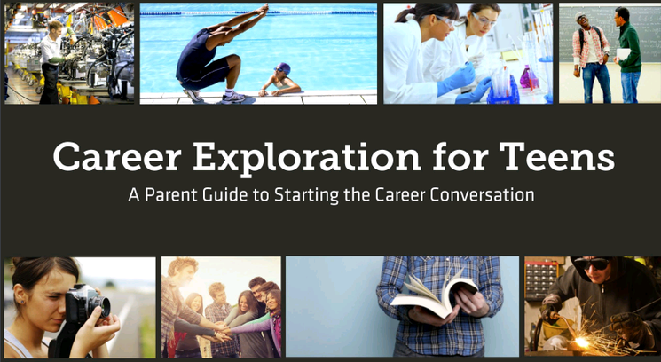 e-book careers for teens