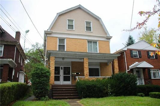edgewood home and income 2 units duplex east end regent square swissvale rental property