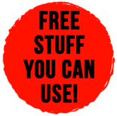 Free Stuff You Can Use