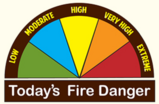 Grants Pass Fire Danger Level