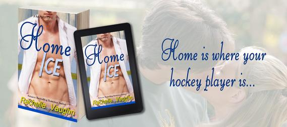 sexy sweet hockey romance home ice rachelle vaughn book