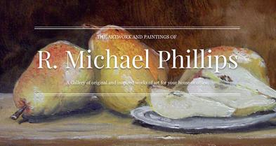 The Artwork of R. Michael Phillips