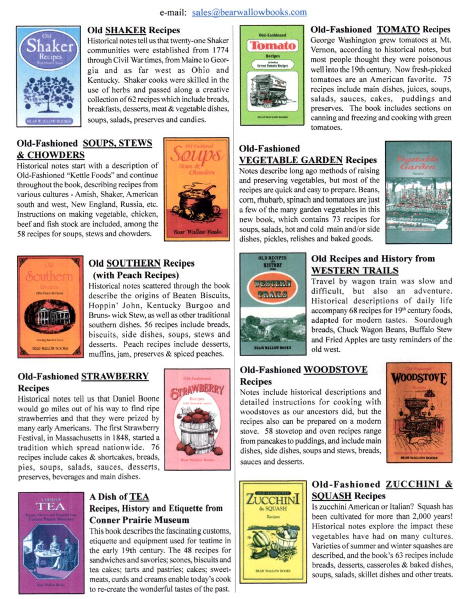 our catalog