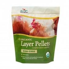 Organic Layer Pellets is all natural with no GMO additive.