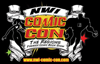 NORTHWEST INDIANA COMIC CON WEBSITE