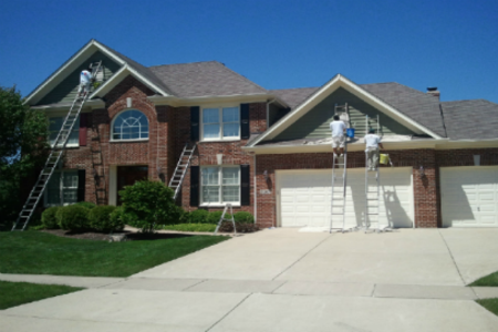 South Barrington IL Exterior Painting