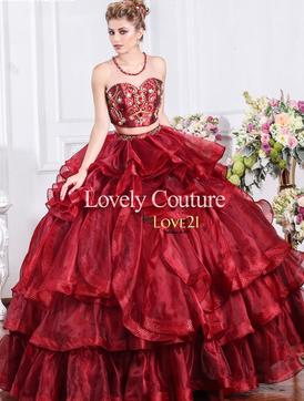 Love Runway Quinceanera Collection