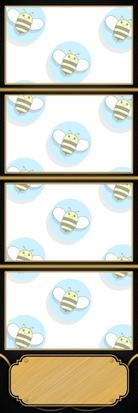 Bumblebee Booths Photo Strip sample #10