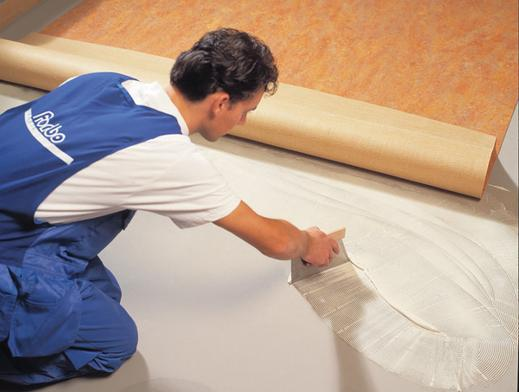Premium Linoleum Or Vinyl Floor Installation services in Lincoln, NE | Lincoln Handyman Services