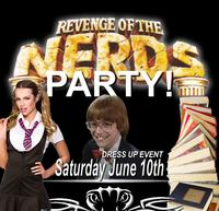 Revenge of the Nerds Party