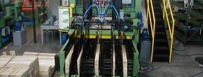 Wood Pallet Manufacturing Equipment - Corali-USA