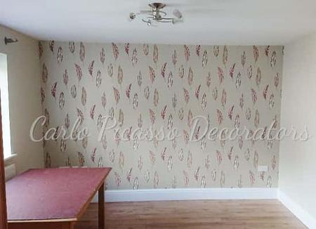 Wallpaper from the Harlequin collection
