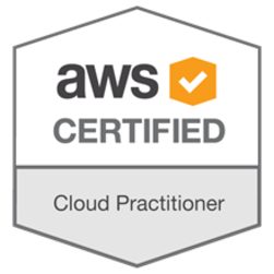 Amazon AWS Certified Cloud Practitioner CCP - Gary Hoke - Raleigh, NC