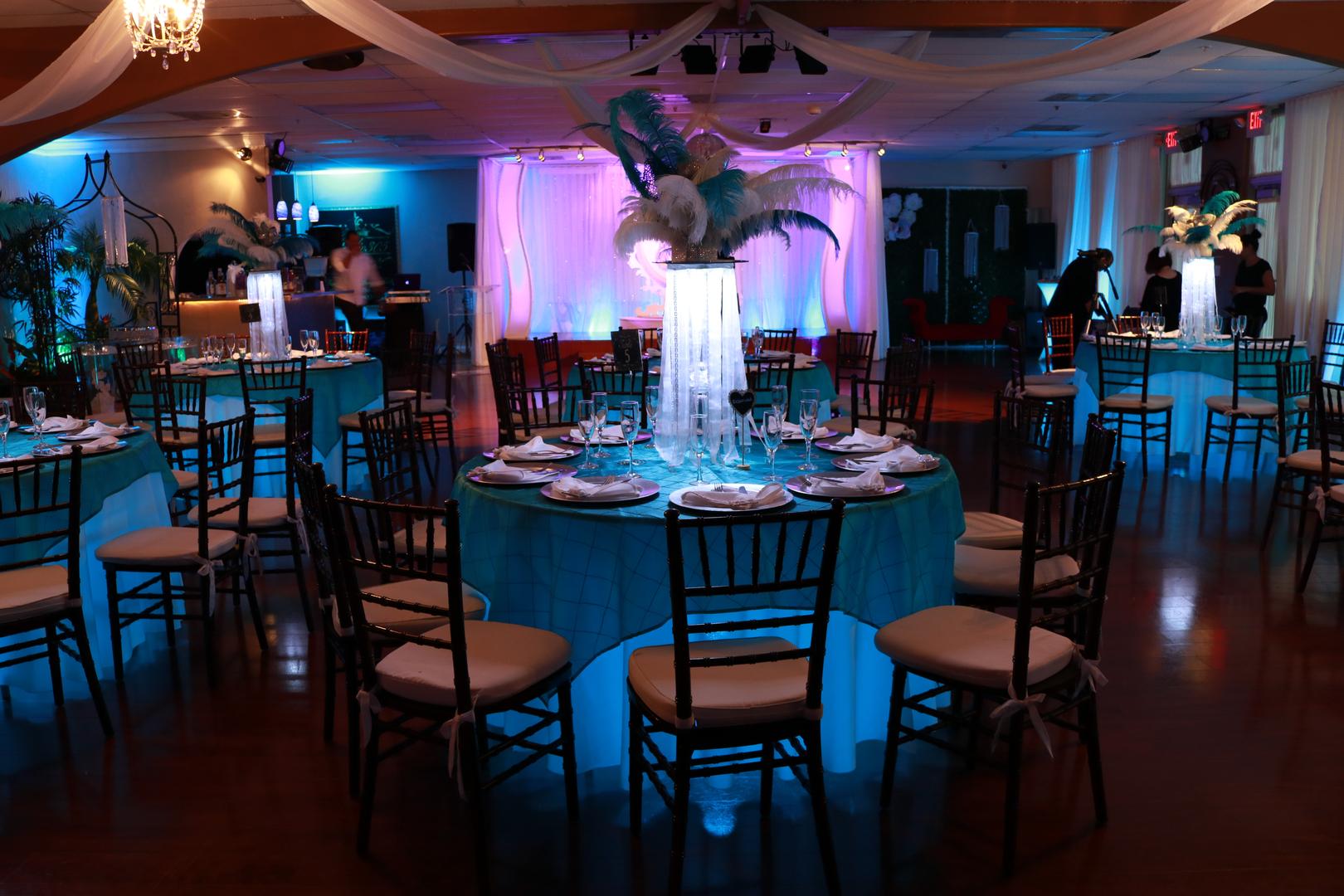 Studio305 reception hall banquet wedding venue junglespirit Gallery