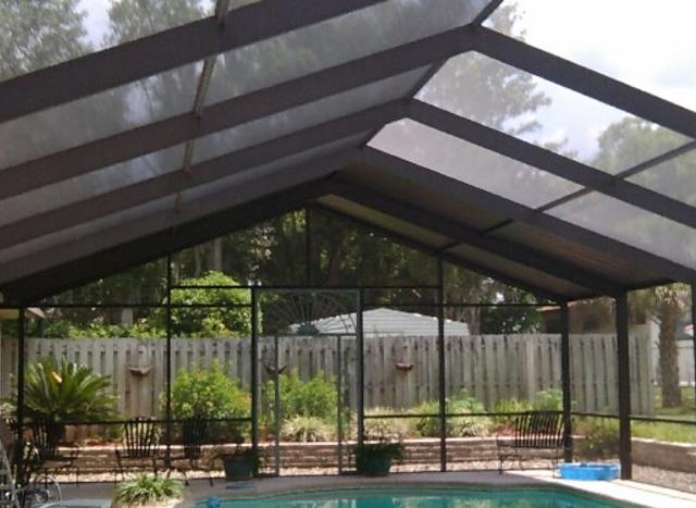 Pool & Patio Screen Repair | Gainesville Fl - Screen It All