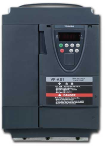 Toshiba AS-1 variable speed drive