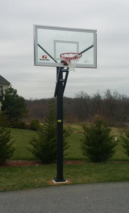 In-Ground Basketball Hoop Assembly Basketball Goal Installer Service and Cost in Las Vegas NV – Service Vegas