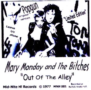 Street Punks Band and Mary Monday teamed up on this record. 1977