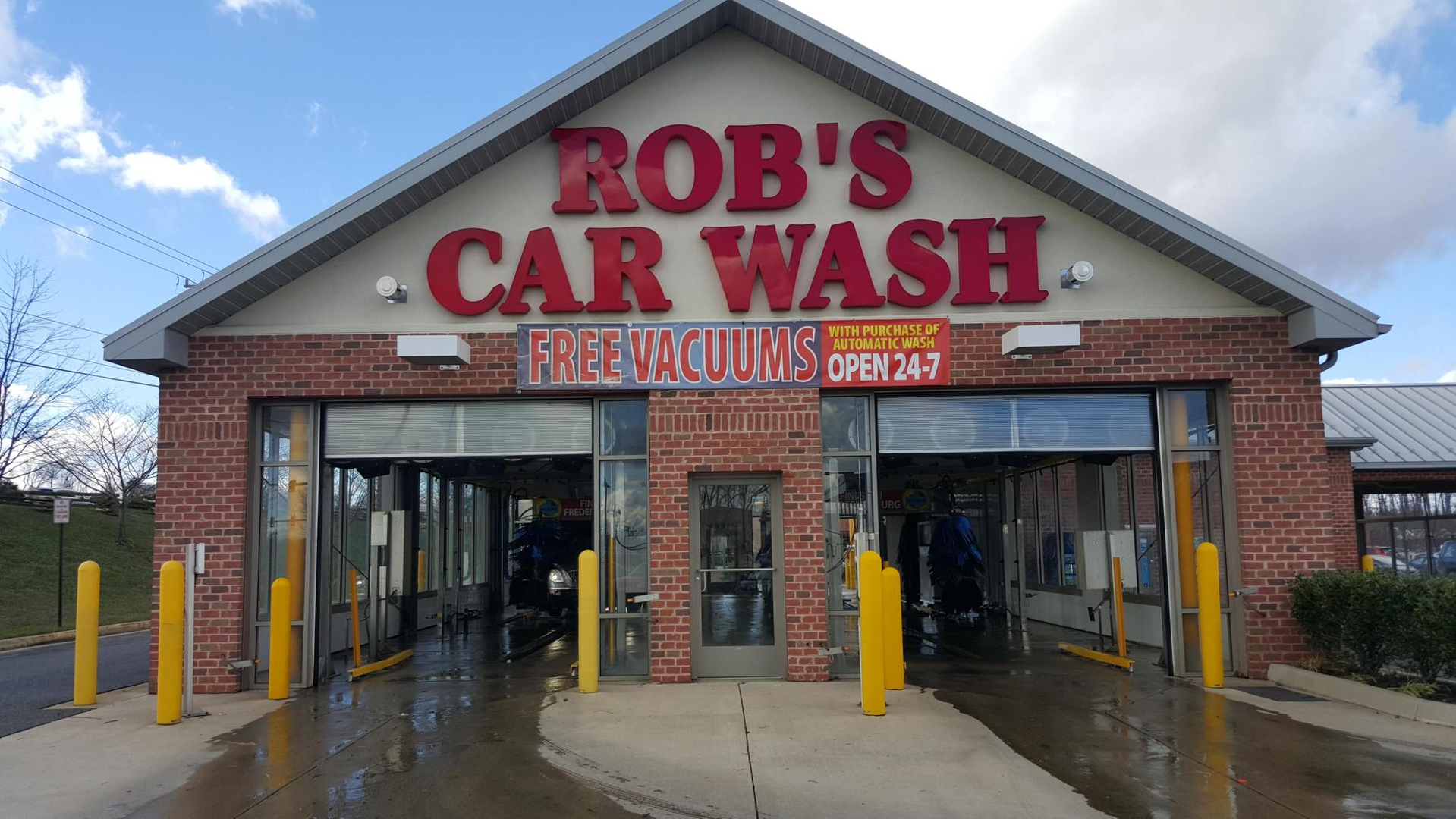 24 7 Automated Car Wash 24 7 Self Service Car Wash Rob S Car Wash