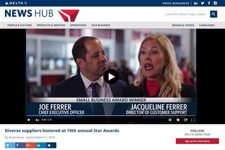 Delta Star Award
