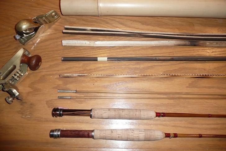 High Desert Bamboo Fly Rods