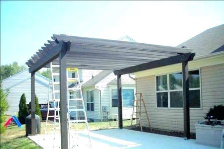 Back Porch Roof Installer Back porch roof construction services in Las Vegas NV | McCarran Handyman Services