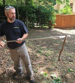 Snake Trapping and Removal