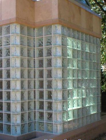 Glass block installation glass block windows and walls for Where to buy glass block windows