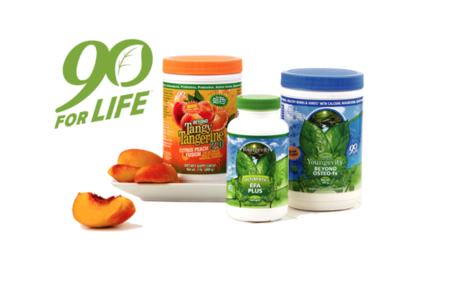 90 For Life HEALTHY START PAKS