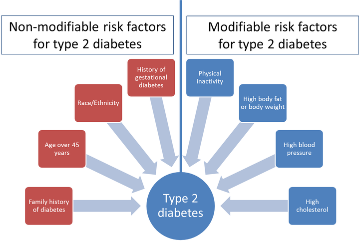 health risk on diabetes essay Siteman cancer center is a leader in cancer treatment, research & education learn more about prevention & your disease risk.