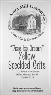 Nora Mill Yellow Grits Dixie Ice Cream