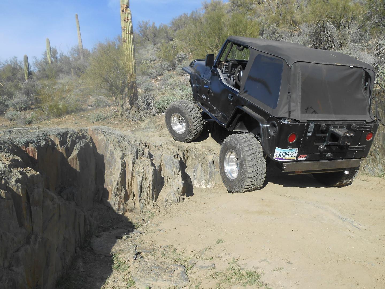 Jeep Parts, New and Used - AMC 4X4 SALVAGE - Phoenix, Arizona